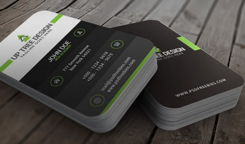 31 free business cards psd templateo capture dcran 2016 06 21 181206 flashek Image collections