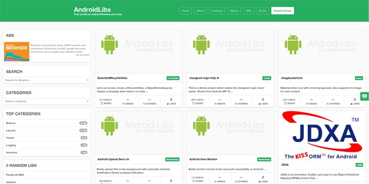 AndroidLibs
