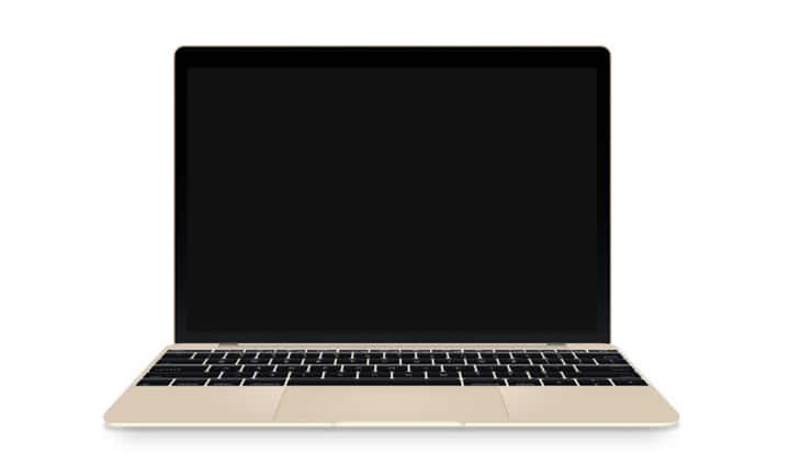 Mockup MacBook Air 2015