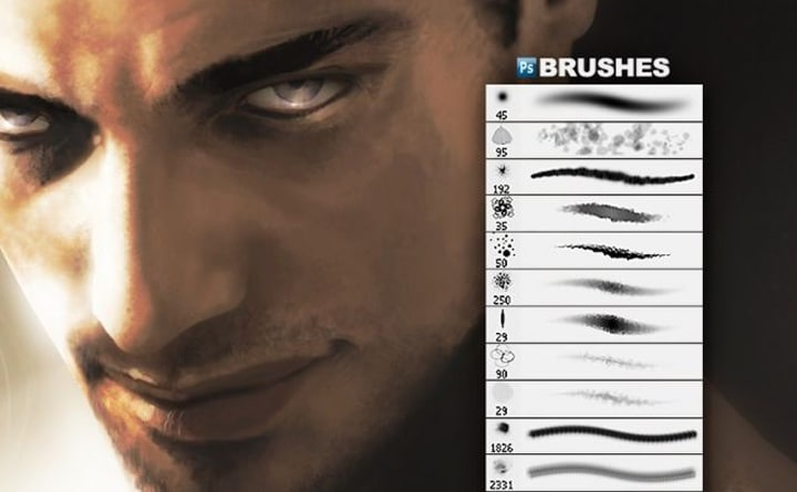 Brush-Scar-Face