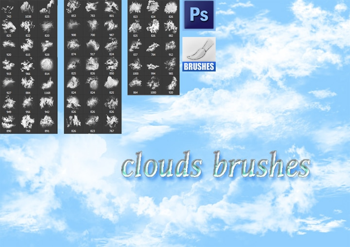 BRUSH CS6 PINCEAU PHOTOSHOP TÉLÉCHARGER