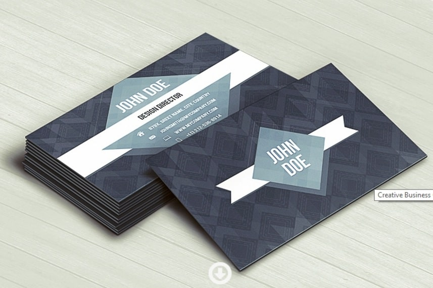 31 free business cards PSD > Template.pro