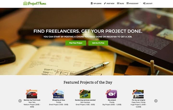 sitemile-freelancer-theme