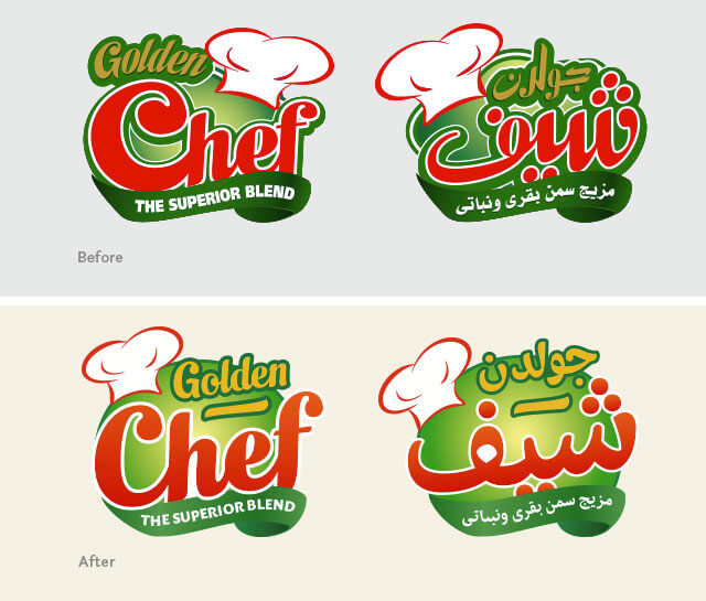 Analyser-et-decrypter-les-typographies-en-packaging-Golden-chef