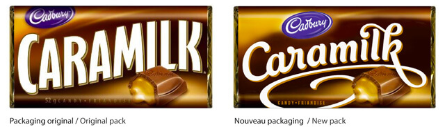 Analyser-et-decrypter-les-typographies-en-packaging-caramilk